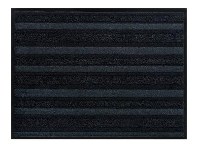 Pasklare schoonloopmat - 90x135cm Passage grafiet