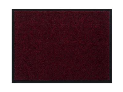 Pasklare schoonloopmat - 120x180cm Mars rood