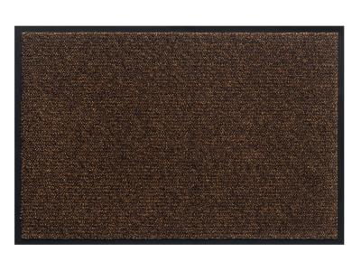 Pasklare schoonloopmat - 90x120cm Portal bruin