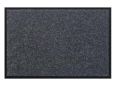 Pasklare schoonloopmat - 90x120cm Portal antraciet