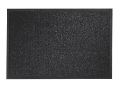 Pasklare schoonloopmat - 90x120cm Portal grafiet