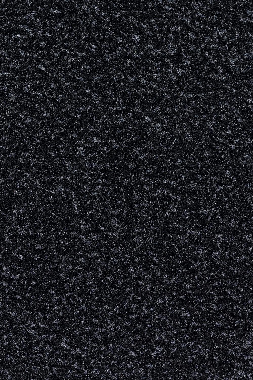 Droog/schoonloopmat op rol met rand - Mattador Classic 6mm zwart